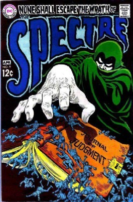 The Spectre (1st Series) #9