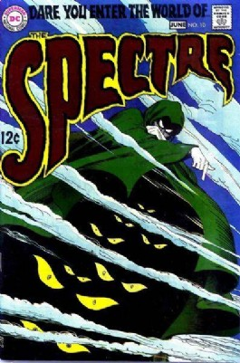 The Spectre (1st Series) #10