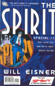 The Spirit Special 2009 #1