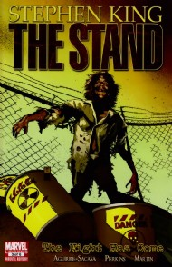 The Stand: the Night Has Come 2011 - 2012 #3