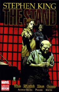 The Stand: the Night Has Come 2011 - 2012 #4