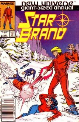 The Star Brand Annual #1