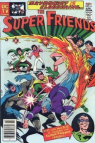The Super Friends 1976 - 1981 #4
