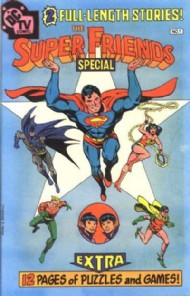 The Super Friends Special 1981 #1