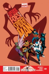 The Superior Foes of Spider-Man 2013 - 2014 #1