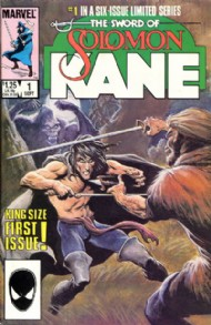 The Sword of Solomon Kane 1985 - 1986 #1