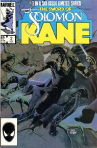 The Sword of Solomon Kane 1985 - 1986 #2