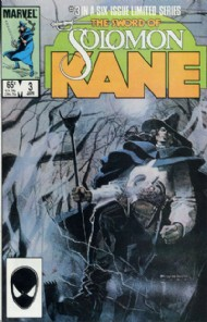 The Sword of Solomon Kane 1985 - 1986 #3