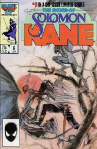 The Sword of Solomon Kane 1985 - 1986 #6