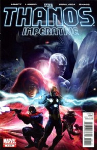 The Thanos Imperative 2010 - 2011 #1