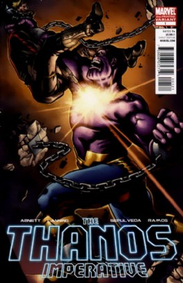 The Thanos Imperative #1