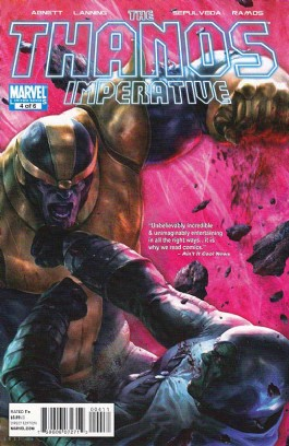 The Thanos Imperative #4