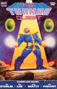 The Thanos Quest 1990 #1