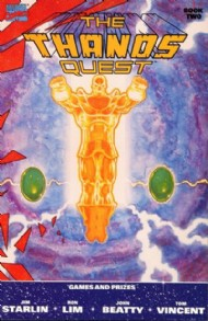 The Thanos Quest 1990 #2