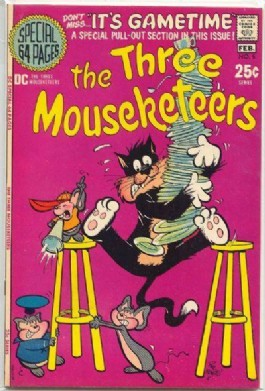The Three Mouseketeers (2nd Series) #5