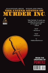 The United States of Murder Inc. 2014 #3