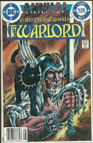 The Warlord (1st Series) Annual 1982 - 1987 #1