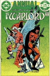 The Warlord (1st Series) Annual 1982 - 1987 #2