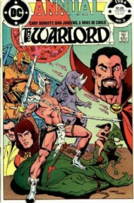 The Warlord (1st Series) Annual 1982 - 1987 #3
