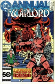 The Warlord (1st Series) Annual 1982 - 1987 #4