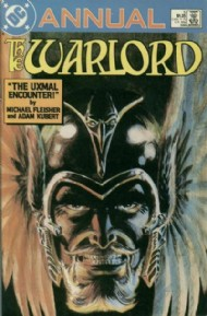 The Warlord (1st Series) Annual 1982 - 1987 #5