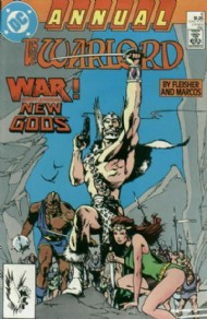 The Warlord (1st Series) Annual 1982 - 1987 #6