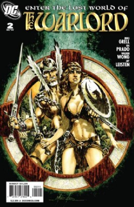 The Warlord (3rd Series) #2