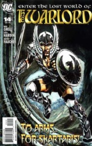 The Warlord (3rd Series) 2009 - 2010 #14