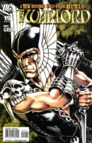 The Warlord (3rd Series) 2009 - 2010 #15