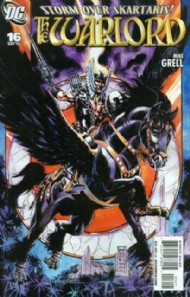 The Warlord (3rd Series) 2009 - 2010 #16