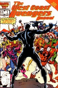 The West Coast Avengers Annual 1986 #1