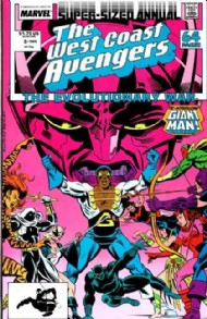 The West Coast Avengers Annual 1986 #3