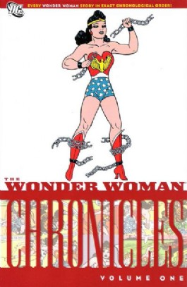 The Wonder Woman Chronicles #1