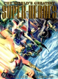 The World's Greatest Super-Heroes 2005