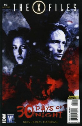 The X-Files/30 Days of Night #2