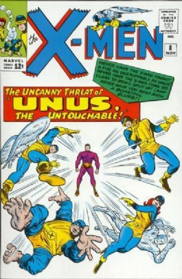 The X-Men / Uncanny X-Men (1st Series) #8