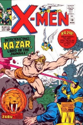 The X-Men / Uncanny X-Men (1st Series) #10