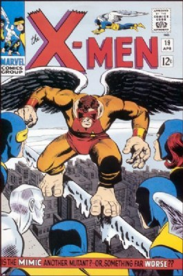 The X-Men / Uncanny X-Men (1st Series) #19
