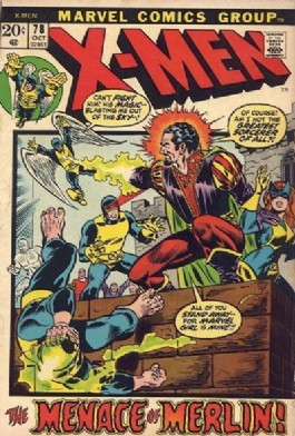 The X-Men / Uncanny X-Men (1st Series) #78