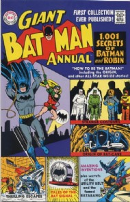 Batman (1st Series) Annual 1961 - 2011 #2