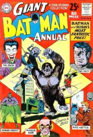 Batman (1st Series) Annual 1961 - 2011 #3