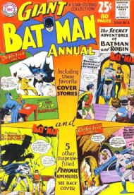 Batman (1st Series) Annual 1961 - 2011 #4