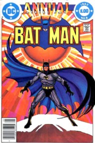 Batman (1st Series) Annual 1961 - 2011 #8