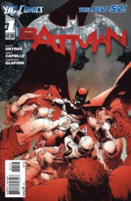Batman (2nd Series) 2012 - 2015 #1