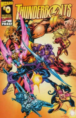 Thunderbolts (1st Series)