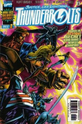 Thunderbolts (1st Series) #1