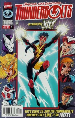 Thunderbolts (1st Series) #4