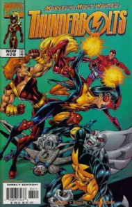 Thunderbolts (1st Series) 1997 - 2012 #20