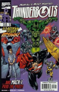 Thunderbolts (1st Series) 1997 - 2012 #23