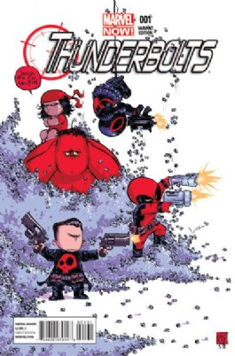 Thunderbolts (2nd Series) #1